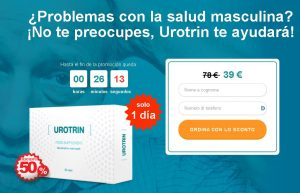 Cotraindicaciones del urotrin